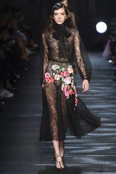 Blumarine Autumn/Winter 2016 Ready-To-Wear Collection | British Vogue