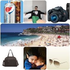 "My Diet Pepsi inspired  ""Love Every Sip"" of life Australian adventure."