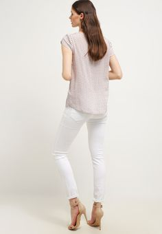 Soyaconcept LILITH - Print T-shirt - soft rose for with free delivery at Zalando Free Delivery, White Jeans, Best Gifts, Rose, T Shirt, Pants, Fashion, Moda, Pink