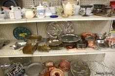 Cheap plates decoration