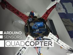 Lets build an Arduino based flight controller that can do wireless PID tuning, Orientation lock and altitude hold and position lock with the help of A GPS. Diy Arduino, Arduino Sensors, Arduino Projects, Arduino Programming, Arduino Laser, Arduino Beginner, Diy Projects, Linux, Project Ideas