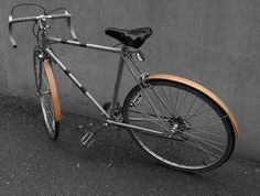 Wooden Bike Accessories  The best timbered adornments for your ride