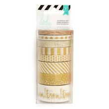 Heidi Swapp™ Washi Tape Pack, Gold