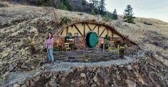 gartenhaus selber bauen hobbit haus kristie wolfe washington