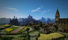 ✠ Barony RagnarStein ✠ Minecraft Project