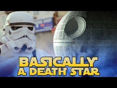 Apple Genius: Basically a Death Star (Apple Mac Parody)  Watch it purely for the Boba Fett cameo