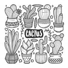 Cut and glue. Cute Doodle Art, Doodle Art Drawing, Pencil Art Drawings, Easy Drawings, Cute Doodles Drawings, Doodle Coloring, Coloring Books, Doodles Bonitos, Doodle Art For Beginners