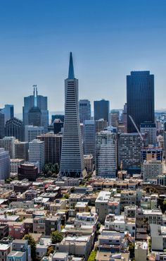View from Coit Tower