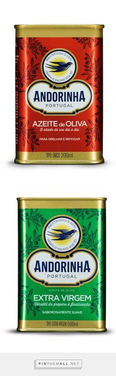 Azeite Andorinha ganha novas embalagens