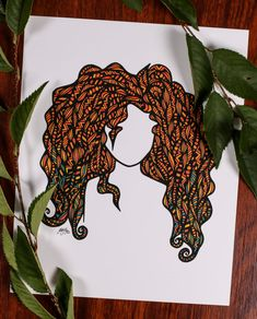 Zentangle Perfect Aim por ZenspireDesigns en Etsy