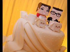 Topo de bolo: confira tendências para casamento - Notícias - Noivas GNT