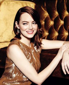 Emma Stone by Ramona RosalesJackson for The Hollywood Reporter (January 2017)