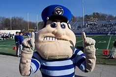 Grand Valley State University  - Louie the Laker...this one is for Bub!
