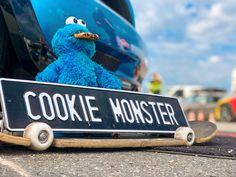 Cookie Monster gatebil show Oslo Norway Cookie Monster, Oslo, Norway, Photo And Video, Videos, Photography, Instagram, Photograph, Fotografie