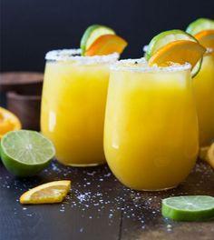 Creamsicle Margaritas | Food Recipes