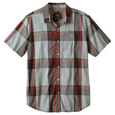 A lightweight organic cotton blend adds modern mindfulness to the classic plaid of the prAna Ecto shirt. Wears well at home and on the road. Fair Trade Certification supports better working conditions for the factory workers who make it, through investment of a premium of each item sold into social development projects.