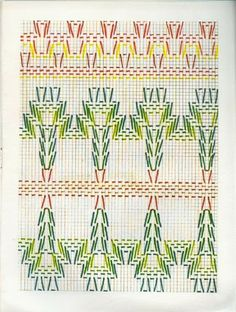 vagonite - Marleni Fontaine - Álbuns da web do Picasa Swedish Embroidery, Towel Embroidery, Modern Embroidery, Weaving Designs, Weaving Projects, Swedish Weaving Patterns, Chicken Scratch Embroidery, Monks Cloth, Cross Stitch Charts