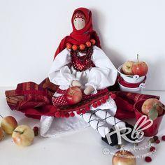 Купить Кукла в русском народном костюме. Тильда - тильда, кукла в народном костюме, тильда кукла