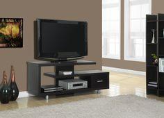 """Cappuccino Hollow-Core 60""""L TV Console"""