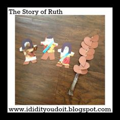 I Did It - You Do It: The Story of Ruth