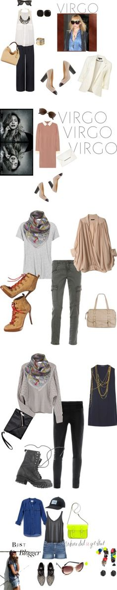 """""""5 sets for 5 places"""" by alphana on Polyvore"""
