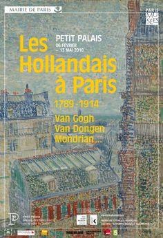 Les Hollandais à Paris : 1789-1914 : l'Exposition - Musée du Petit Palais