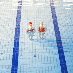 """Swimm"" Maria Svarbova"
