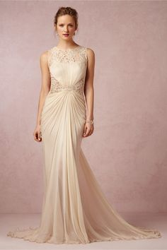 Flora Gown from BHLDN