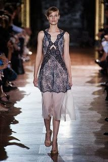 Desfile Stella McCartney primavera-verão 2014 na Paris Fashion Week