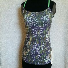 Lululemon Tank Dancing Warrior Tank. All information is in photo 4. lululemon athletica Tops Tank Tops