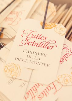 Letterpress, Wedding Events, You And I, Place Cards, Wedding Inspiration, Place Card Holders, Gatsby, Tables, Sparkle