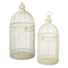 Birdcage - Set of Two