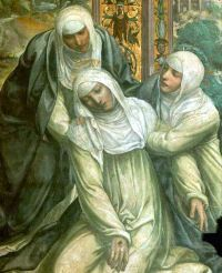 Memorial of St. Catherine of Siena, virgin and doctor - April 29, 2014 - Liturgical Calendar - Catholic Culture