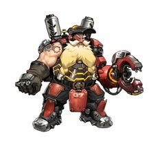 Enjoy The Art of Overwatch in a collection of Concept Art & Character Design made for the game. Overwatch is set in the near-future Earth, years after Overwatch Bastion, Overwatch Torbjorn, Game Character, Character Concept, Concept Art, Starcraft, Arnold Tsang, Graffiti, Sci Fi Characters