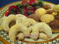 Vanilkové rožky • Recept   svetvomne.sk