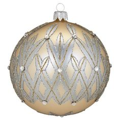 Waterford - Lismore 60th Christmas Ball Ornament