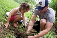 What's the best way to celebrate Arbor Day? Plant a tree!   Xplor
