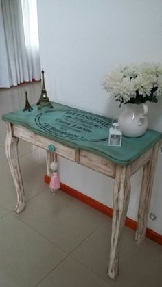 Repurposed Furniture Entryway - - Garden Furniture Sofa - Upcycled Furniture Shabby Chic - Furniture Details Page - Refurbished Furniture, Paint Furniture, Repurposed Furniture, Shabby Chic Furniture, Rustic Furniture, Furniture Making, Luxury Furniture, Furniture Makeover, Vintage Furniture