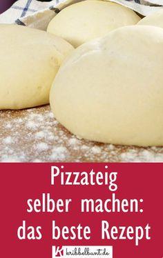 Authentic Italian Pizza, Healthy Crockpot Recipes, Pizza Dough, Party Snacks, Original Recipe, Food Presentation, Pizza Recipes, Brunch, Food And Drink