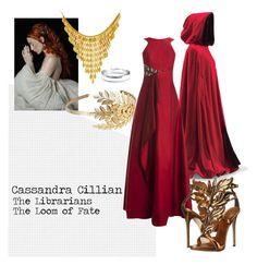 """""""Cassandra Cillian"""" by shaylinka on Polyvore featuring Raoul, Giuseppe Zanotti and Tiffany & Co."""