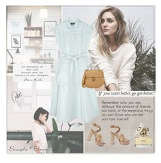 """""""Truth"""" by olivochka ❤ liked on Polyvore featuring Chloé, Marc Jacobs and Alena Akhmadullina"""