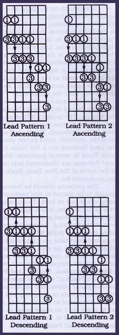 Learning Guitar: Pentatonic Scales and Lead Patterns Caged Horizontal scales Music Theory Guitar, Jazz Guitar, Music Guitar, Playing Guitar, Ukulele, Learning Guitar, Guitar Store, Piano Music, Guitar Chords And Scales