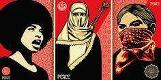 Female revolutionaries!