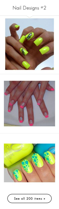 """Nail Designs #2"" by taishacasimir ❤ liked on Polyvore featuring beauty products, nail care, nail treatments, nails, essie, makeup, nail polish, unhas, black and shiny nail polish"