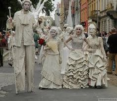 Gliniada, Bolesławiec; Poland (parade of Clay; every year in August)
