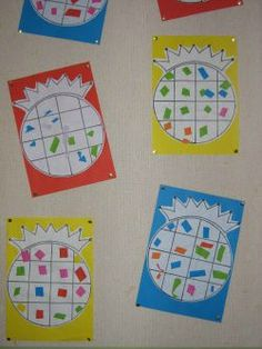 galette et découpage Petite Section, Pre School, Decoupage, Science, Activities, Math, Crafts, Ps, Puzzles