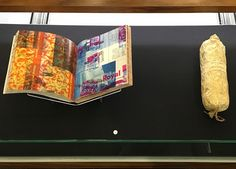 dieter roth early books | Installation at Gagosian Shop | from Zucker Art Books selection