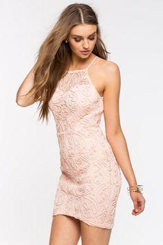 Ana Marie Crochet Dress