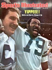 Randy White, The Manster and Harvey Martin
