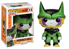 My last DBZ villain... O the memories! Pop! Animation: Dragonball Z - Perfect Cell | Funko